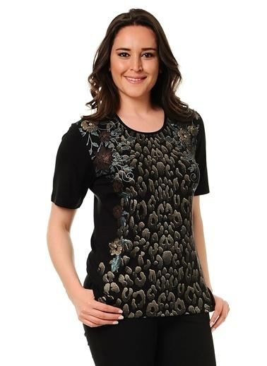 She&More Bluz Siyah